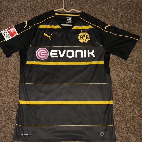 huge discount 24446 51ce0 Puma BVB Jersey